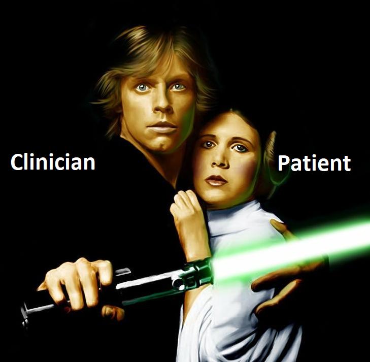Don't be like Luke